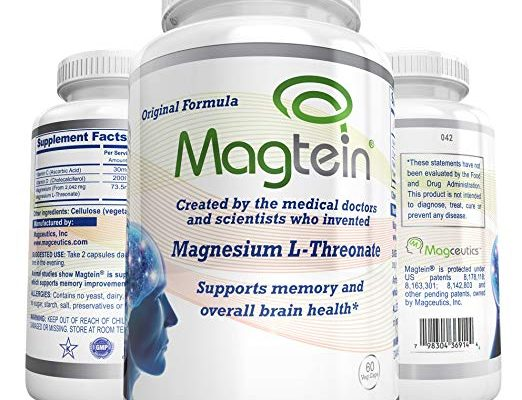 Top 5 Magnesium Threonate Supplements for Anxiety and Sleep